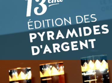 PYRAMIDES D ARGENT